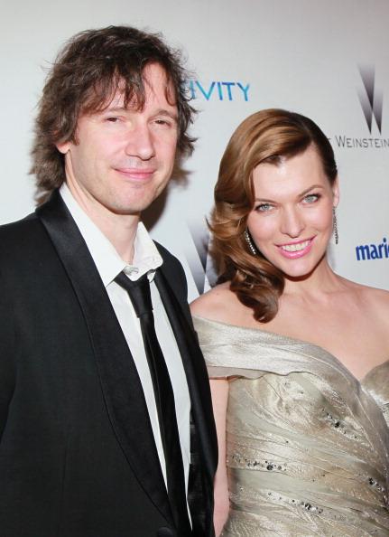 ミラ・ジョヴォヴィッチ「The Weinstein Company And Relativity Media's 2011 Golden Globe Awards Party - Arrivals」:写真・画像(5)[壁紙.com]