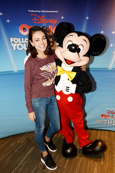 Disney「Disney On Ice Presents Follow Your Heart Celebrity Guests」:写真・画像(18)[壁紙.com]