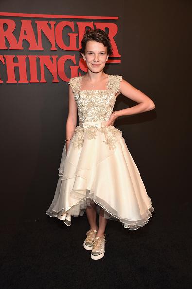 """Canvas Shoe「Premiere Of Netflix's """"Stranger Things"""" - Arrivals」:写真・画像(1)[壁紙.com]"""