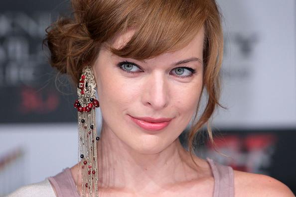"""Milla Jovovich「""""Resident Evil: Afterlife"""" Japan Press Conference」:写真・画像(2)[壁紙.com]"""