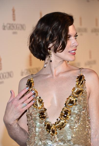 ミラ・ジョヴォヴィッチ「De Grisogono Party - 65th Annual Cannes Film Festival」:写真・画像(10)[壁紙.com]