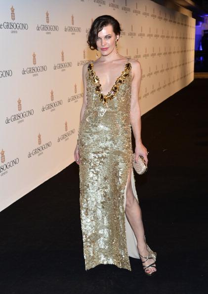 ミラ・ジョヴォヴィッチ「De Grisogono Party - 65th Annual Cannes Film Festival」:写真・画像(3)[壁紙.com]