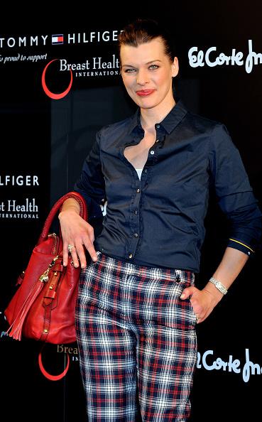 ミラ・ジョヴォヴィッチ「Milla Jovovich Presents Tommy Hilfiger Limited Edition Bag in Madrid」:写真・画像(19)[壁紙.com]
