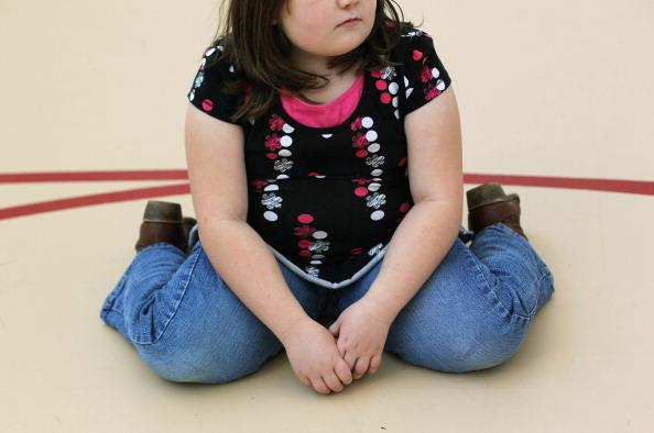子供「Children's Hospital Class Aims To Help Youth With Obesity Issues」:写真・画像(12)[壁紙.com]