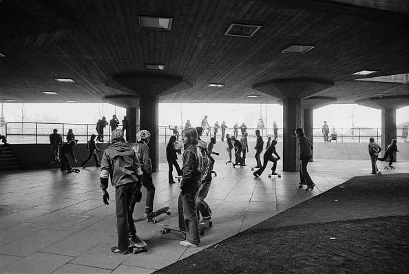 Skateboard Park「Southbank Skatepark」:写真・画像(13)[壁紙.com]