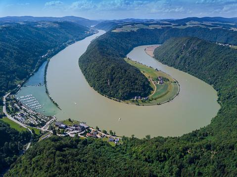 Water's Edge「Schloegener Schlinge, Danube, Upper Austria」:スマホ壁紙(19)