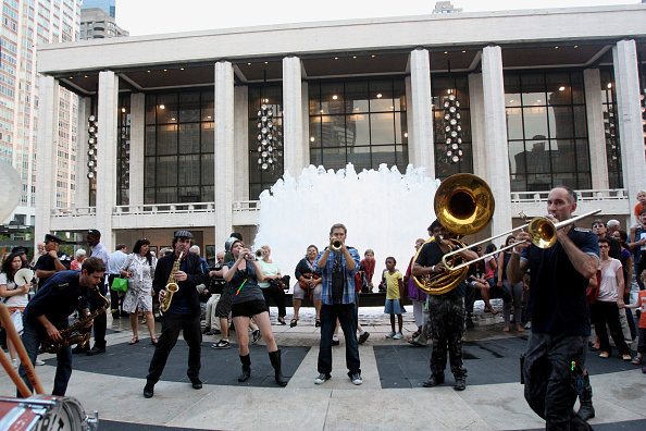 Lincoln Center「The Asphalt Orchestra」:写真・画像(6)[壁紙.com]