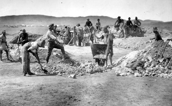 Mining - Natural Resources「Mine Workers」:写真・画像(17)[壁紙.com]