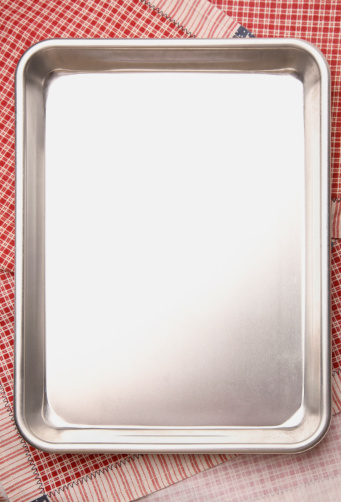 Tray「Baking / Cookie Sheet with copyspace」:スマホ壁紙(3)