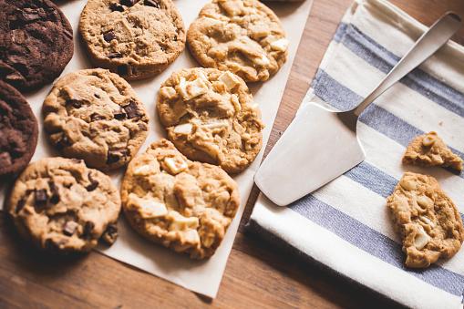 Cookie「Baking cookies」:スマホ壁紙(13)