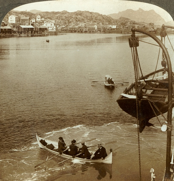1900-1909「Landing From A Steamer In Arctic Country」:写真・画像(9)[壁紙.com]