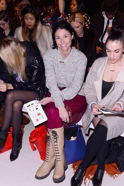 Stephen Lovekin「FTL Moda - Front Row - Mercedes-Benz Fashion Week Fall 2015」:写真・画像(11)[壁紙.com]