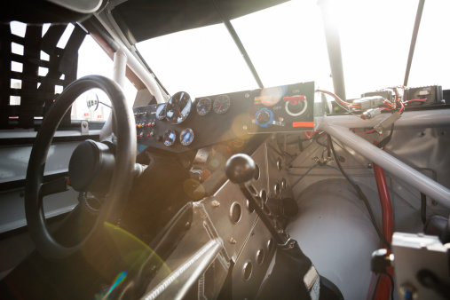 Motorsport「Stock car interior」:スマホ壁紙(8)