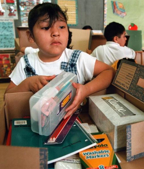 クレヨン「Kits for Kidz program in Chicago」:写真・画像(0)[壁紙.com]