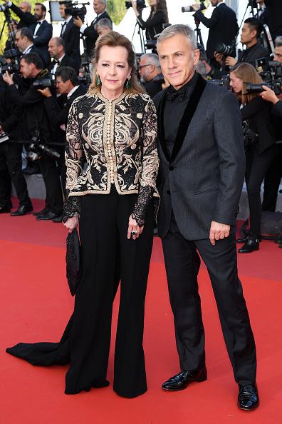 Embellished Jacket「Closing Ceremony Red Carpet - The 72nd Annual Cannes Film Festival」:写真・画像(6)[壁紙.com]