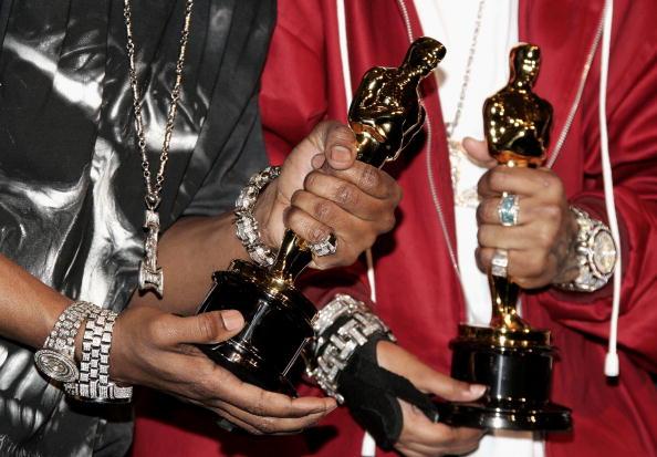 Wristwatch「USA: 78th Annual Academy Awards - Pressroom」:写真・画像(0)[壁紙.com]