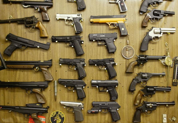 Gun「Firearm Laws To Be Tightened In Britain」:写真・画像(1)[壁紙.com]