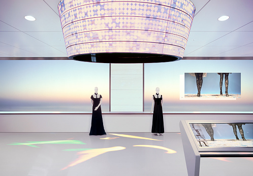 Touch Screen「Concept of a future fashion store」:スマホ壁紙(13)