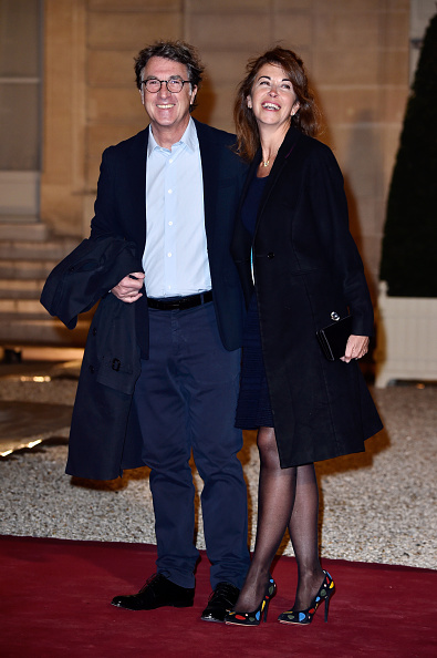 Netherlands「State Dinner in Honor Of King Willem-Alexander of the Netherlands and Queen Maxima At Elysee Palace」:写真・画像(5)[壁紙.com]