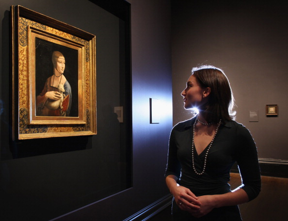 Exhibition「Press Preview Of The National Gallery's Leonardo Da Vinci: Painter At The Court Of Milan Exhibition」:写真・画像(15)[壁紙.com]