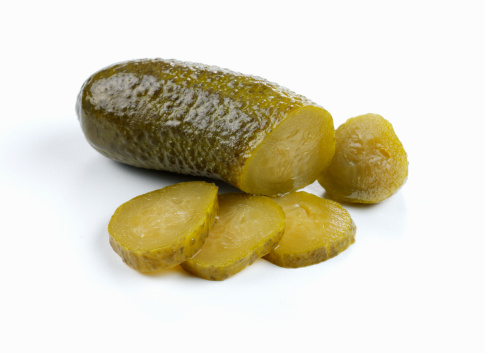 Pickled「Sliced gherkin」:スマホ壁紙(17)