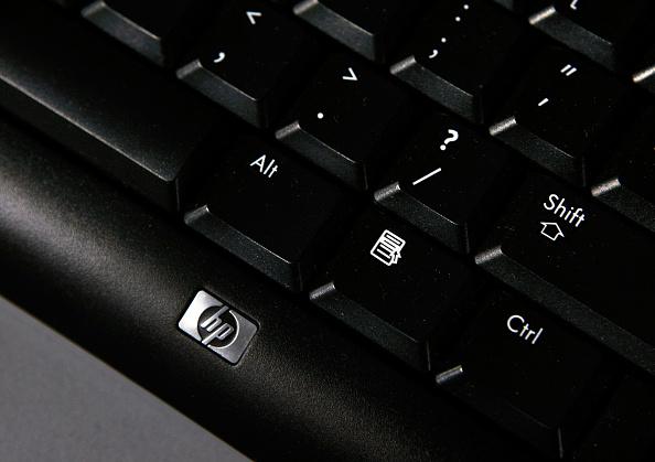 Keypad「Hewlett-Packard Announces First Quarter Earnings」:写真・画像(3)[壁紙.com]