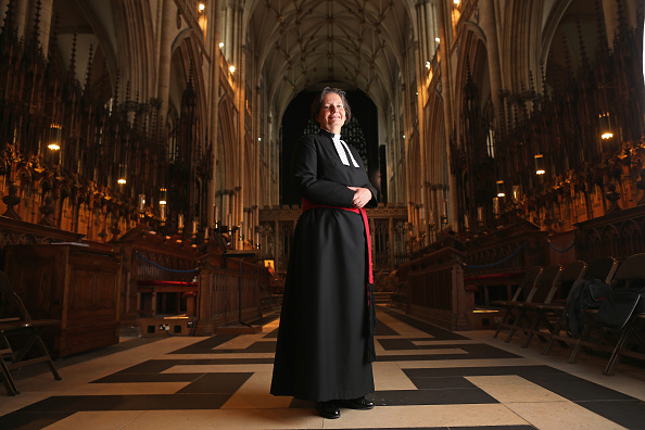 York - Yorkshire「Church Of England Synod To Hold  Final Vote On Female Bishops」:写真・画像(12)[壁紙.com]