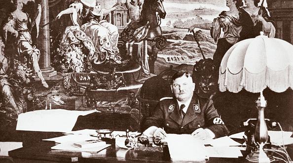 Desk Lamp「Ernst Röhm Leader Of The Nazi Sturmabteilung (SA) Germany C Early1930s」:写真・画像(3)[壁紙.com]