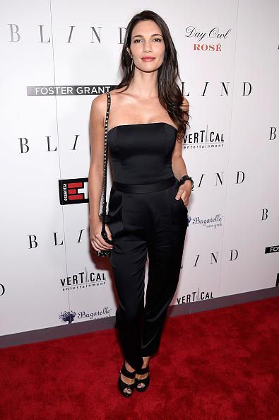 笑顔「'Blind' New York Premiere」:写真・画像(2)[壁紙.com]