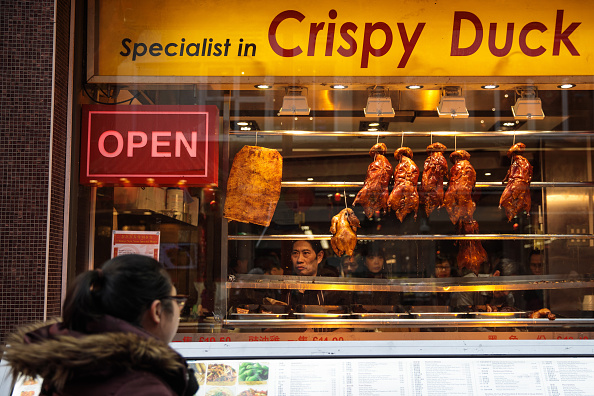 Crunchy「London's Chinatown Prepares For New Year Celebrations」:写真・画像(17)[壁紙.com]