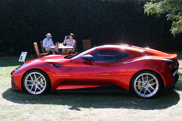 Mode of Transport「Guests At Salon Prive Enjoy The Sunshine」:写真・画像(16)[壁紙.com]