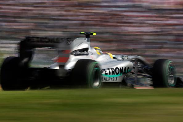 Japanese Formula One Grand Prix「Nico Rosberg, Grand Prix Of Japan」:写真・画像(9)[壁紙.com]