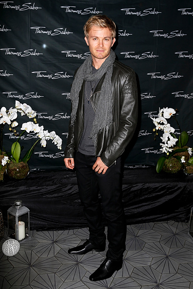 Leather Jacket「Thomas Sabo Grand Flagship Store Opening In Munich」:写真・画像(4)[壁紙.com]