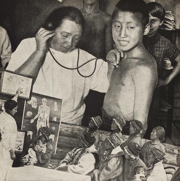 Image Montage「Medicine In The Ussr  Illustration From Ussr Builds Socialism」:写真・画像(17)[壁紙.com]