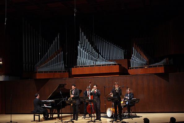 Paul Hall - Juilliard「Juilliard Jazz」:写真・画像(7)[壁紙.com]