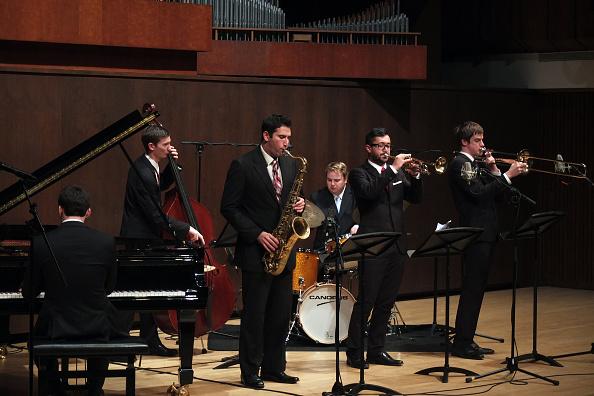 Paul Hall - Juilliard「Juilliard Jazz」:写真・画像(4)[壁紙.com]
