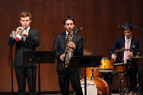 Paul Hall - Juilliard「Juilliard Jazz Ensemble」:写真・画像(0)[壁紙.com]