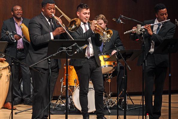 Douglas Miller「Juilliard Jazz Ensemble」:写真・画像(11)[壁紙.com]