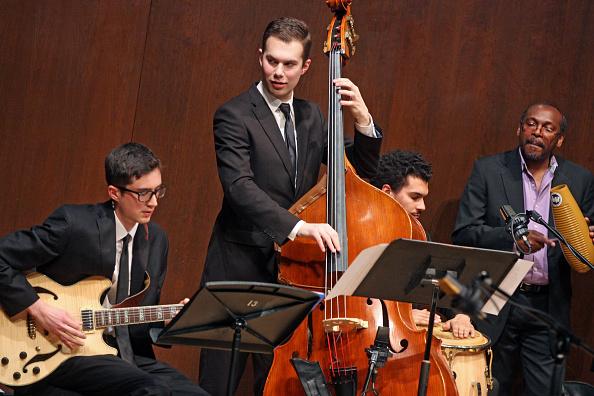 Paul Hall - Juilliard「Juilliard Jazz Ensemble」:写真・画像(14)[壁紙.com]