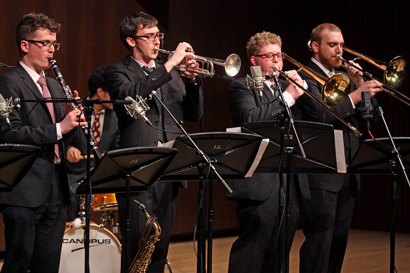 Paul Hall - Juilliard「Juilliard Jazz Ensembles」:写真・画像(1)[壁紙.com]