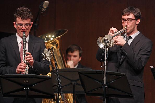 Paul Hall - Juilliard「Juilliard Jazz Ensembles」:写真・画像(3)[壁紙.com]