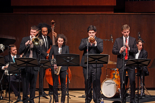 Paul Hall - Juilliard「Juilliard Jazz Ensembles」:写真・画像(15)[壁紙.com]