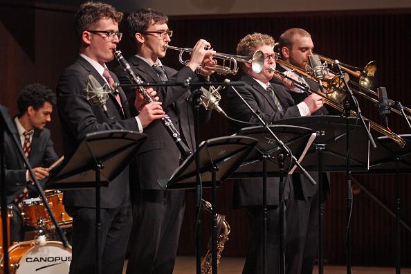 Paul Hall - Juilliard「Juilliard Jazz Ensembles」:写真・画像(2)[壁紙.com]