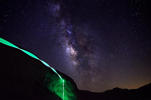 Milky Way「Anza-Borrego Desert」:スマホ壁紙(0)