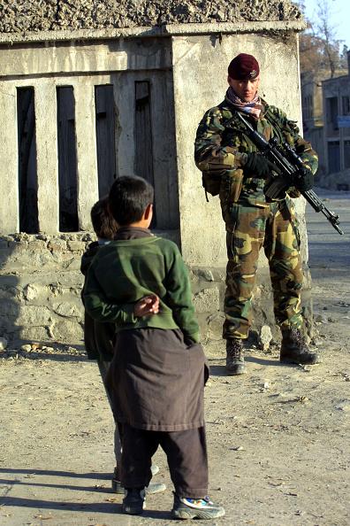 Kabul「Italian Military In Kabul」:写真・画像(13)[壁紙.com]