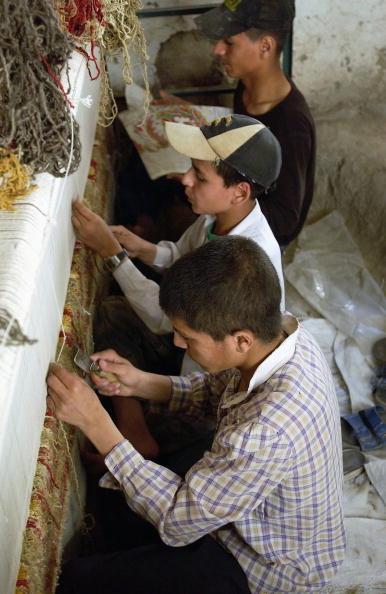 Rug「Rug Making In Kabul」:写真・画像(7)[壁紙.com]