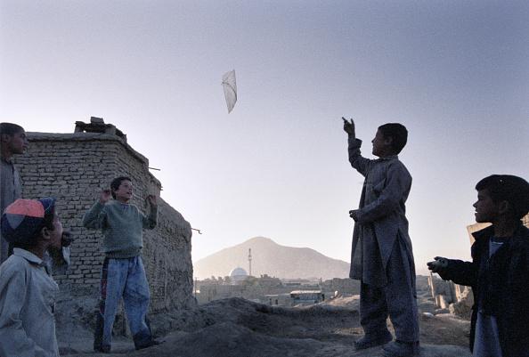 Kabul「Boys Kite Flying in Kabul」:写真・画像(14)[壁紙.com]