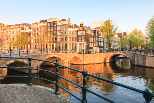 Amsterdam「Keizersgracht, Amsterdam」:スマホ壁紙(13)