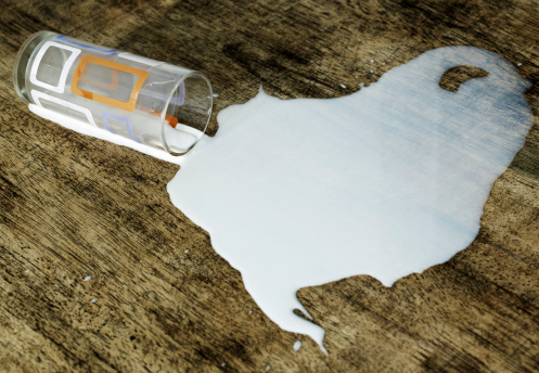 Lost「Glass of spilt milk」:スマホ壁紙(12)