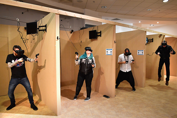 Offbeat「A Preview Of Scotland's First Virtual Reality Arcade」:写真・画像(19)[壁紙.com]
